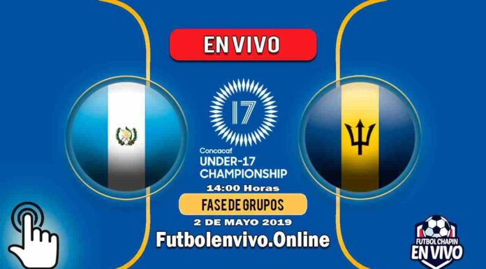 Guatemala vs Barbados en VIVO Sub-17