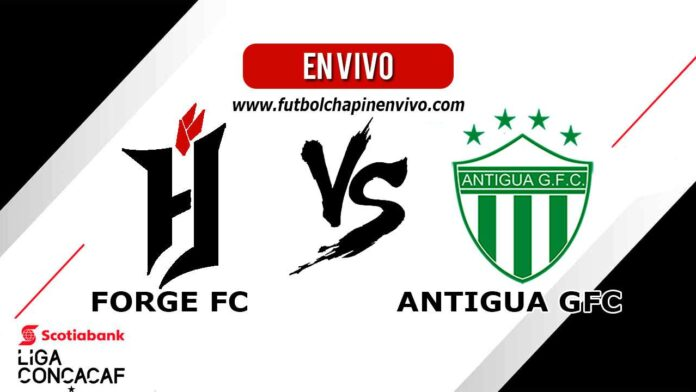 Forge-vs-Antigua-en-VIVO