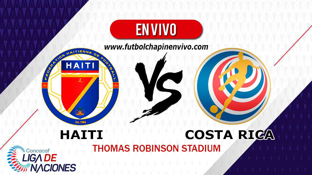Haití-vs-Costa-Rica-en-vivo