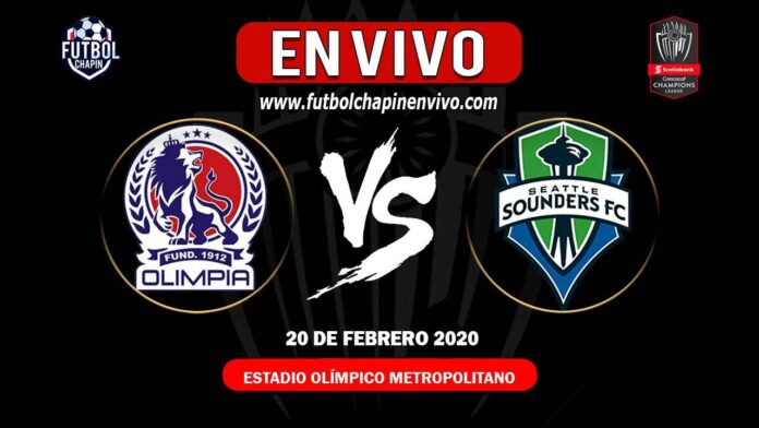 Olimpia-vs-Seattle-Sounders-en-vivo