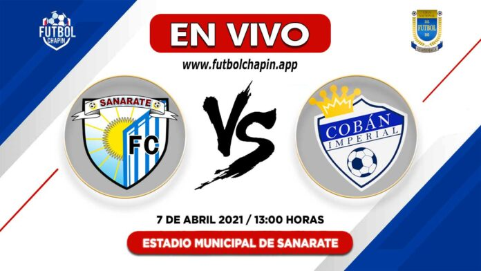 Sanarate-vs-Cobán-Imperial-en-vivo