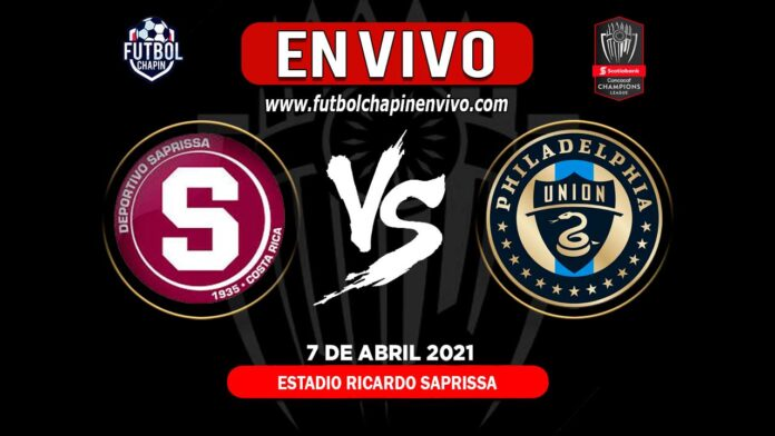 Saprissa-vs-Philadelphia-Union-en-vivo